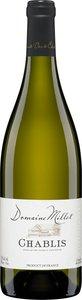 Domaine Millet Chablis 2015, Ac Bottle