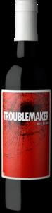 Austin Hope Troublemaker Blend 9, Central Coast Bottle