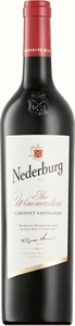 Nederburg Winemaster's Cabernet Sauvignon 2014, Western Cape Bottle