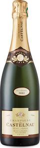 De Castelnau Blanc De Blancs Champagne 2002, Ac Bottle