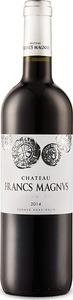 Château Francs Magnus 2014, Ac Bordeaux Supérieur Bottle