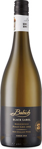 Babich Black Label Pinot Gris 2014, Marlborough, South Island Bottle