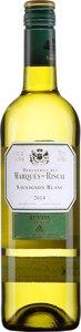 Sauvignon Blanc Herederos Del Marqués De Riscal Rueda 2014 Bottle
