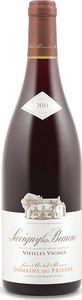 Domaine Du Prieuré Vieilles Vignes Savigny Les Beaune 2012, Ac Bottle