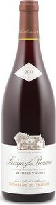 Domaine Du Prieuré Vieilles Vignes Savigny Les Beaune 2013, Ac Bottle