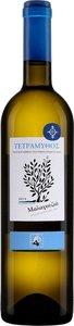 Malagousia Tetramythos 2014, Pgi Achaia Bottle