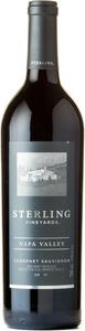 Sterling Vineyards Cabernet Sauvignon 2014, Napa Valley Bottle