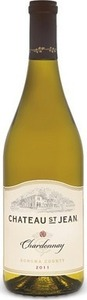 Chateau St. Jean Chardonnay 2014, Sonoma County Bottle