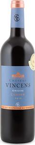 Château Vincens Origine Cahors 2013, Ac Bottle