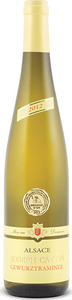 Joseph Cattin Gewürztraminer 2014, Ac Alsace Bottle
