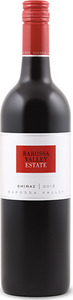 Barossa Valley Estate Shiraz 2013, Barossa Valley Bottle