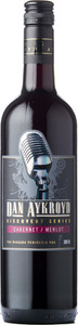 Dan Aykroyd Cabernet Merlot 2014 Bottle