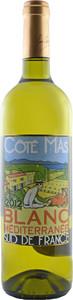 Cote Mas Blanc 2015, Vins De Pays D 'oc Bottle