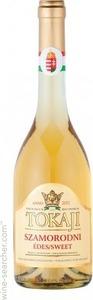 Tokaj Kereskedohaz Tokaji Szamorodni Sweet 2012 (500ml) Bottle