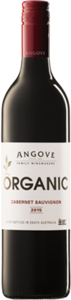 Angove Organic Cabernet Sauvignon 2015, South Australia Bottle