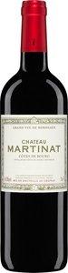 Château Martinat 2014, Côtes De Bourg Bottle