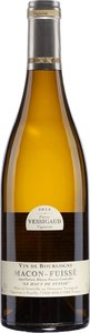 Pierre Vessigaud Mâcon Fuissé Haut De Fuissé 2014 Bottle