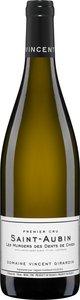 Domaine Vincent Girardin Saint Aubin Premier Cru Les Murgers Des Dents De Chien 2014 Bottle