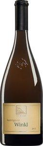 Cantina Terlano Winkl Sauvignon Blanc 2015, Doc Terlano Bottle