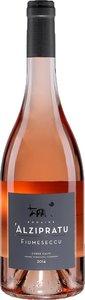 Domaine D'alzipratu Fiumeseccu Rosé Corse 2014 Bottle