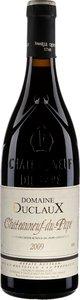 Domaine Duclaux Chateauneuf Du Pape 2010 Bottle