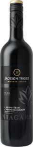 Jackson Triggs Black Series Cab Franc Cab Sauv. 2014, VQA Niagara Peninsula Bottle
