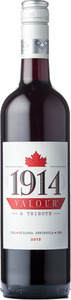 1914 Valour 2013, VQA Niagara Peninsula Bottle