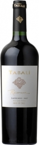 Tabalí Reserva Carmenère 2013, Cachapoal Valley Bottle