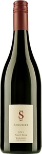 Schubert Pinot Noir 2014 Bottle