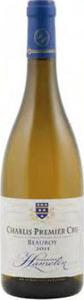 Domaine Hamelin Beauroy Chablis 1er Cru 2014, Ac Bottle