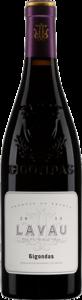 Lavau Gigondas 2013, Ac Bottle
