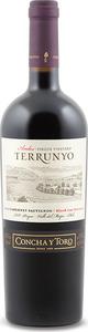 Concha Y Toro Terrunyo Andes Pirque Vineyard Cabernet Sauvignon 2013, Las Terrazas Block, Pirque Vineyard, Maipo Valley Bottle