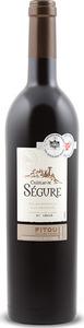 Château De Ségure Fitou 2013, élevé En Fût De Chêne Bottle