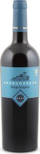 Borgo Scopeto Borgonero 2013, Igt Toscana Bottle