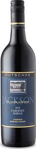 Dutschke Jackson Cabernet/Shiraz 2012, Lyndoch, Barossa Valley Bottle