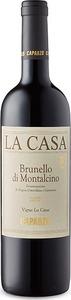 Caparzo La Casa Brunello Di Montalcino 2011, Brunello Di Montalcino Bottle