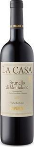Caparzo La Casa Brunello Di Montalcino 2010 Bottle