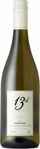 13th Street Viognier 2015, Niagara Peninsula Bottle