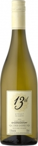 13th Street June's Vineyard Chardonnay 2014, VQA Creek Shores, Niagara Peninsula Bottle