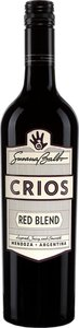 Crios Syrah/Bonarda 2015, Unfiltered And Unfined Bottle