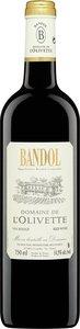 Domaine De L'olivette Bandol 2011 Bottle