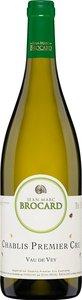 Jean Marc Brocard Vau De Vay Chablis 1er Cru 2013 Bottle