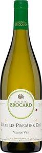Jean Marc Brocard Vau De Vay Chablis 1er Cru 2014 Bottle