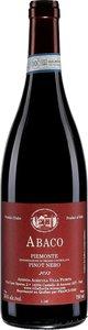 Villa Fiorita Abaco Pinot Nero 2012 Bottle