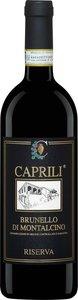 Caprili Brunello Di Montalcino Riserva 2009 Bottle