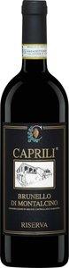 Caprili Brunello Di Montalcino Riserva 2010 Bottle