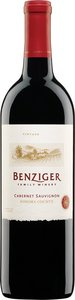 Benziger Family Cabernet Sauvignon 2013, Sonoma County Bottle