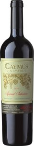 Caymus Special Selection Cabernet Sauvignon 2012, Napa Valley Bottle