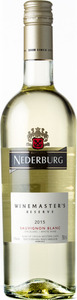 Nederburg Sauvignon Blanc The Winemaster's Reserve 2015 Bottle
