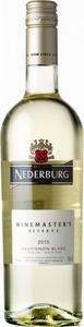 Nederburg Sauvignon Blanc The Winemaster's Reserve 2014 Bottle